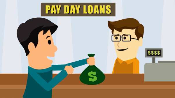 Pay Day Loans Animated Explainer Sales Video