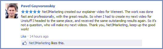pavel-g-wemeet-net3marketing-facebook-review