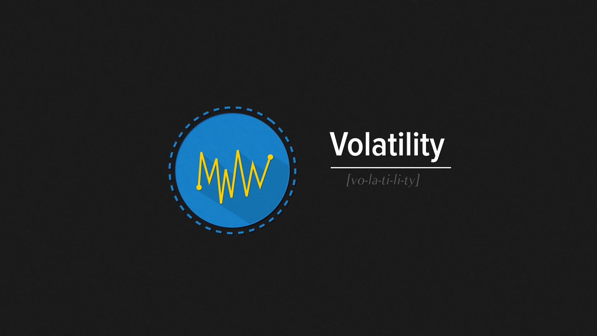 VIX Volatility Index Animated Explainer Video