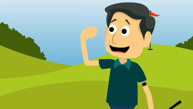Vitamin Supplement Animated Explainer Video
